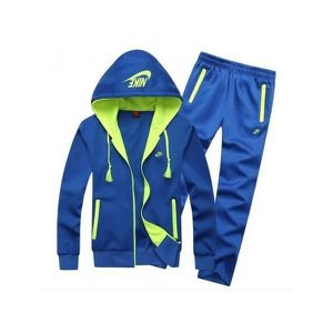 fashion buy best best sale Tenue de Sport Nike, ensemble sport en molleton... Bleu ...