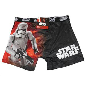 boxer star wars achat vente boxer star wars pas cher cdiscount. Black Bedroom Furniture Sets. Home Design Ideas