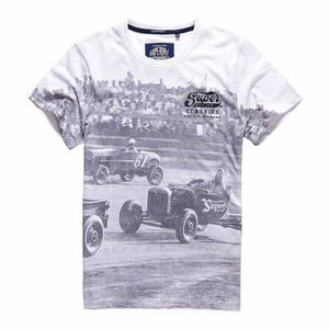 T-SHIRT Vêtements homme T-shirts Superdry Classics Photogr
