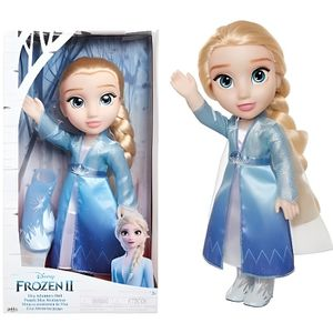 POUPÉE REINE DES NEIGES 2 Poupée Elsa - 38 cm