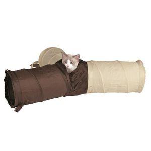 JOUET TRIXIE Tunnel de jeu nylon - Pour chat