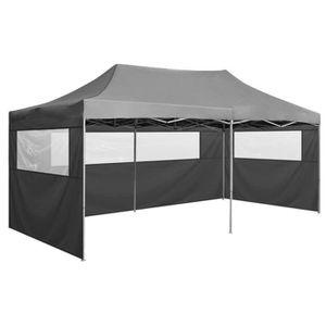 TONNELLE - BARNUM Tente de réception pliable avec parois 3 x 6 m Ant