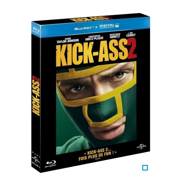 Kick-Ass 2 TRUEFRENCH BLURAY 720P