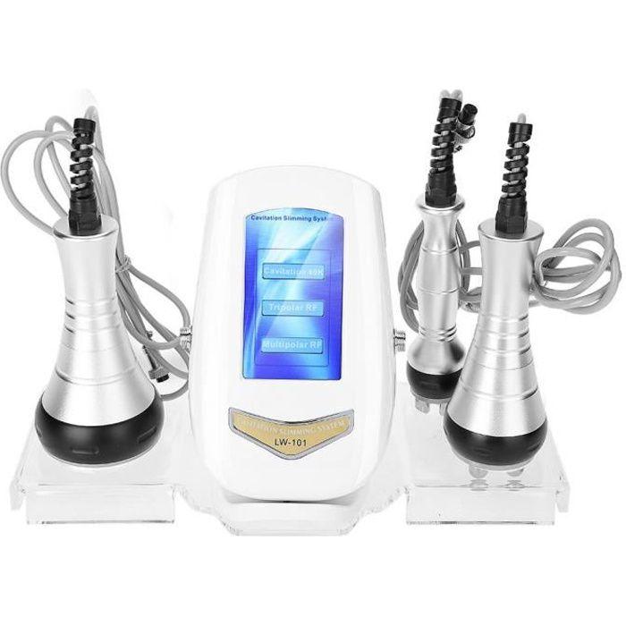 INGSHOP© Dispositif de beauté radiofréquence amincissant les graisses anti-âge corps de massage graisse brûlante amincissant