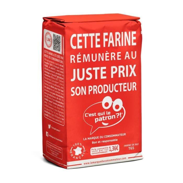 Farine de blé - 1kg