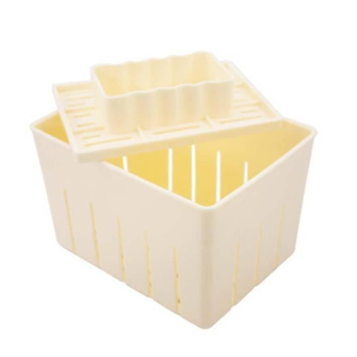 Lot ustensiles,1 Set BRICOLAGE Tofu Presse Tofu Maison Fabricant Tofu Machine de Moulage de Presse de Boîte En - Type A