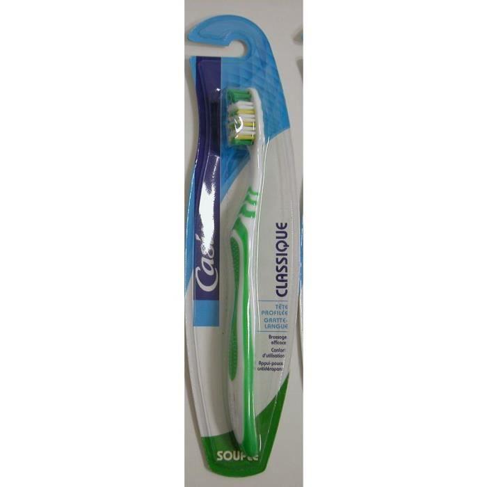 Brosse à dents Classique Souple