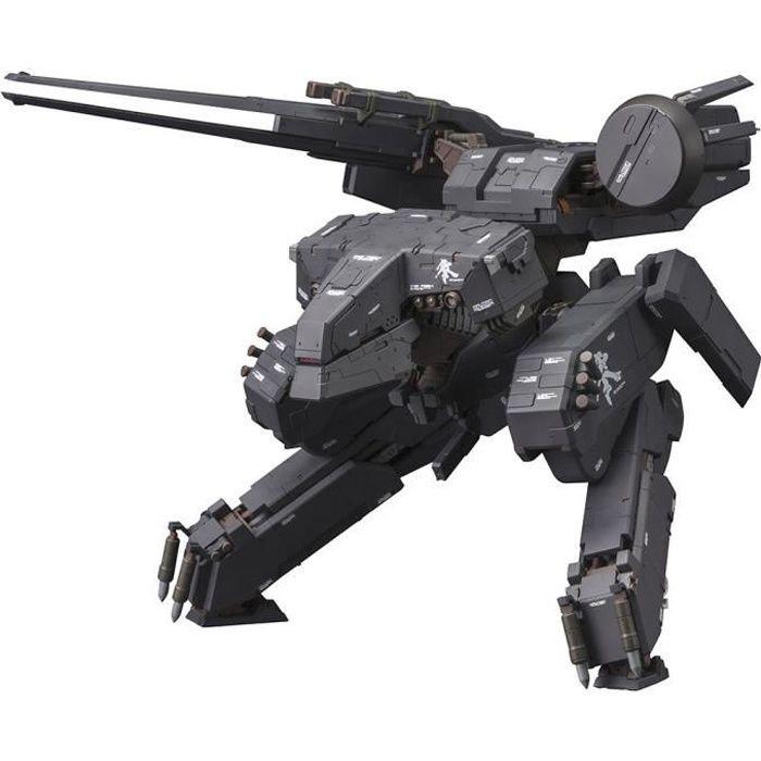 Figurine Metal Gear Solid - Plastic Model Kit 1/100 Metal Gear Rex Black Ver. 22 cm -