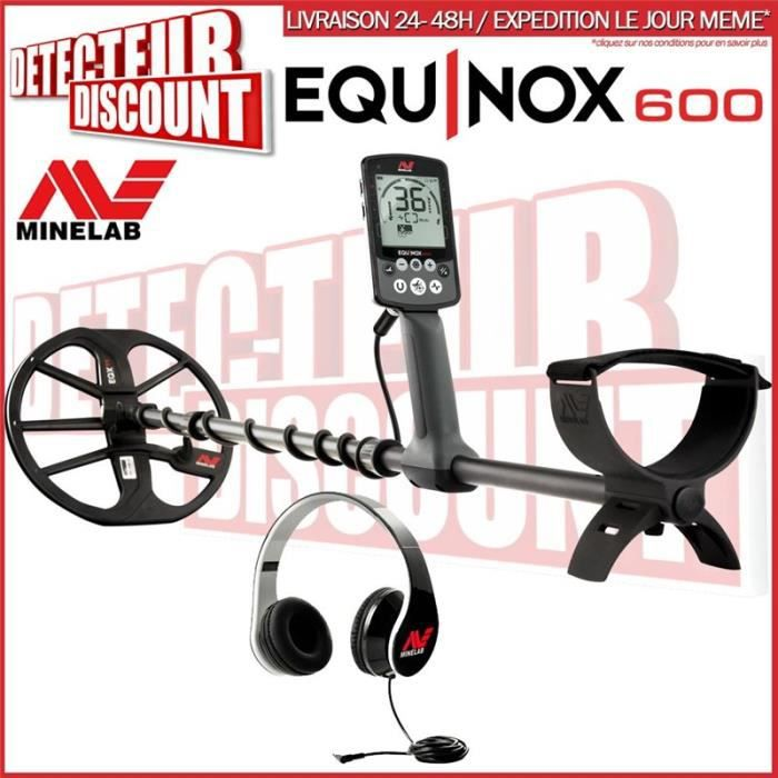 Minelab Equinox 600 - Minelab