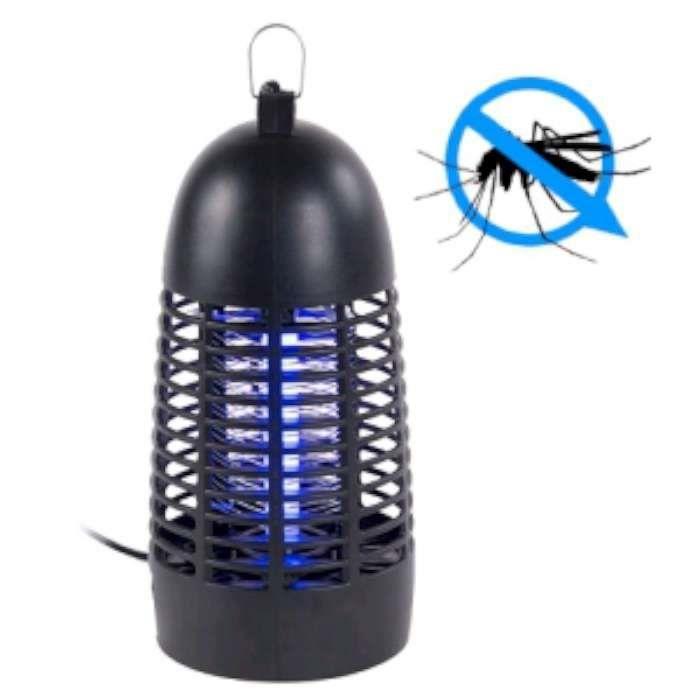 LAMPE ANTI-INSECTES ELECTRIQUE A NEON - 15M D'ACTION