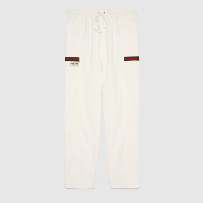Pantalon de jogging Hommes sport de marque luxe de imprimé et baggy Vêtement Masculin