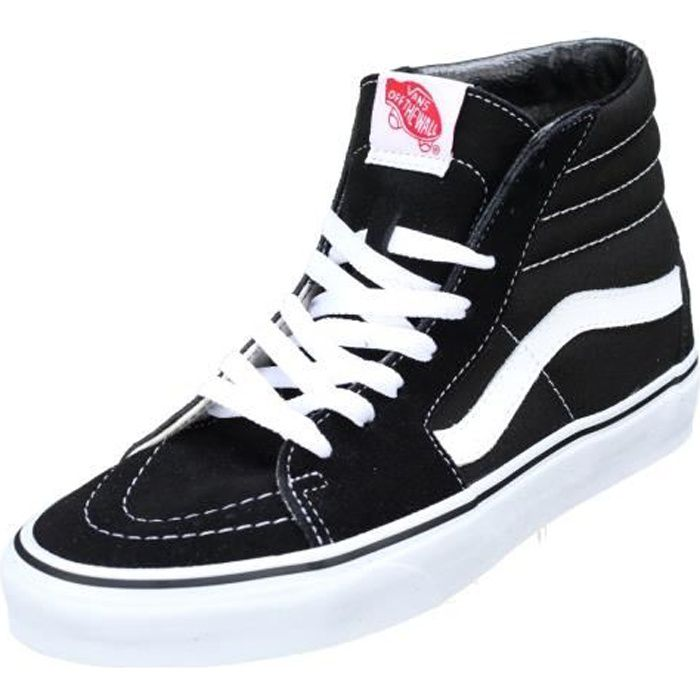 Basket Vans Sk8-hi Vd5ib8c Black / White