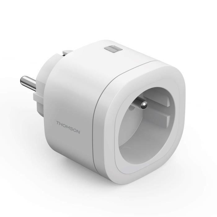 Prise connectée WiFi intérieure - PLUG-I - 1 exemplaire