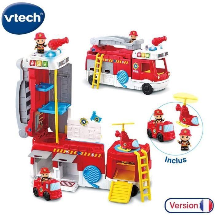 Vtech - Tut Tut Copains - Super Camion caserne de pompiers