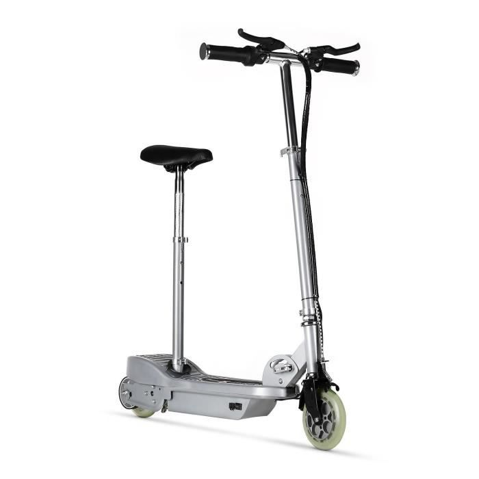 trottinette electrique 16 km h scooter acier achat vente trottinette electrique trottinette. Black Bedroom Furniture Sets. Home Design Ideas