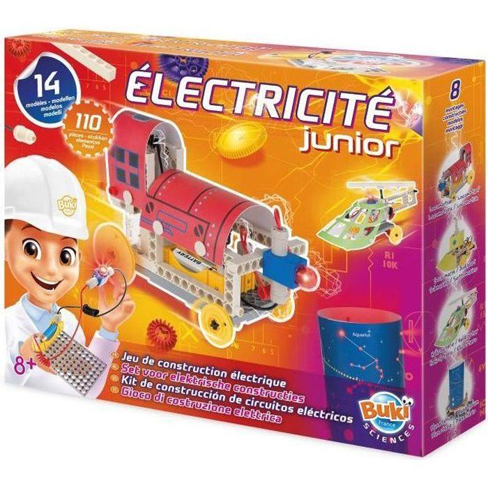 EXPÉRIENCE SCIENTIFIQUE Apprenti Electricien