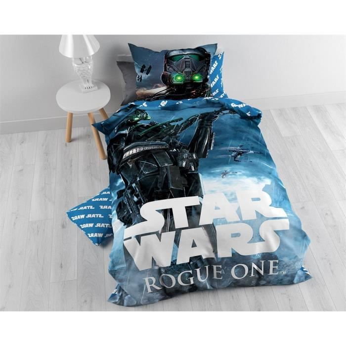 housse de couette star wars 1personne achat vente housse de couette star wars 1personne pas. Black Bedroom Furniture Sets. Home Design Ideas