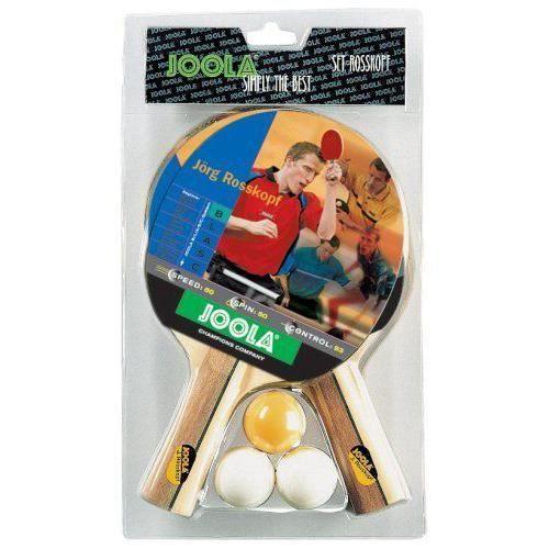 Joola Raquette de tennis de table Set-Multi-couleur