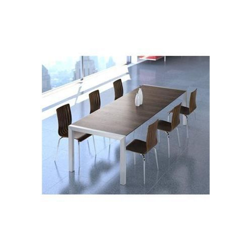 Table de salle a manger design kokoon noyer achat for Table de salle a manger design