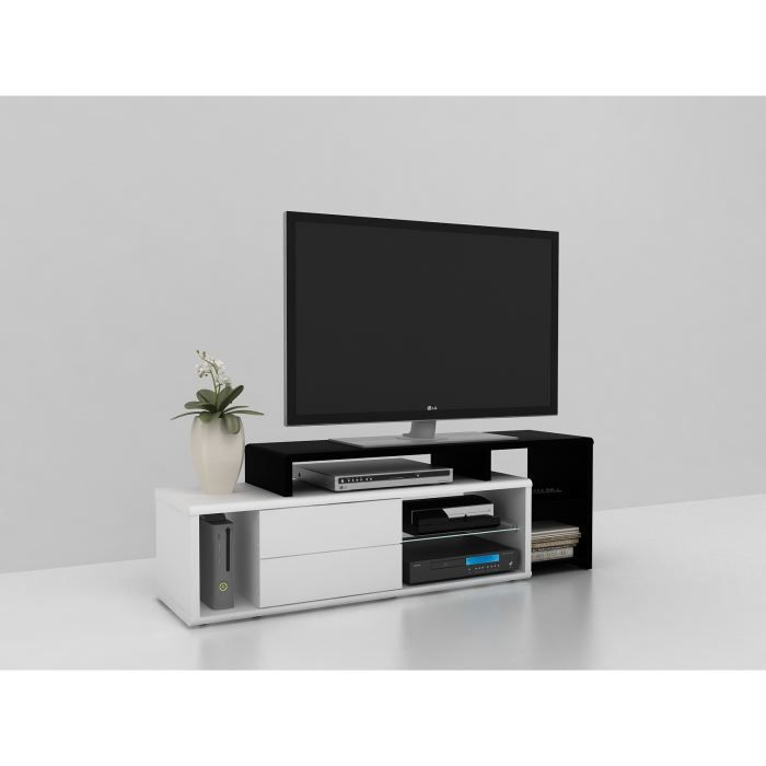 meuble tv hifi altos achat vente meuble tv meuble tv hifi altos cdiscount. Black Bedroom Furniture Sets. Home Design Ideas