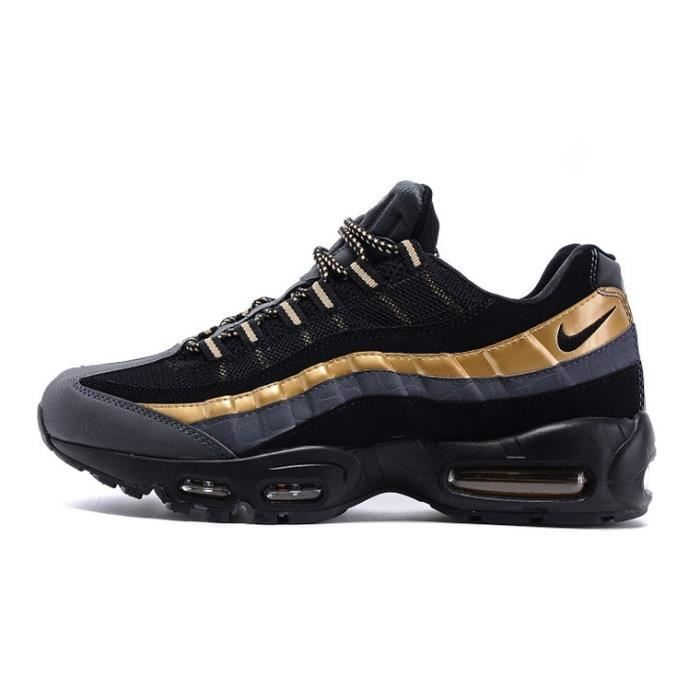 nike air max 95 noir et or