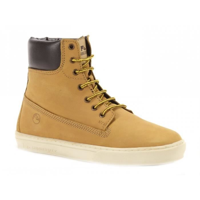 Lumberjack - Lumberjack Try Man Chaussures pour Homme Jaune1433 QzZoTQg