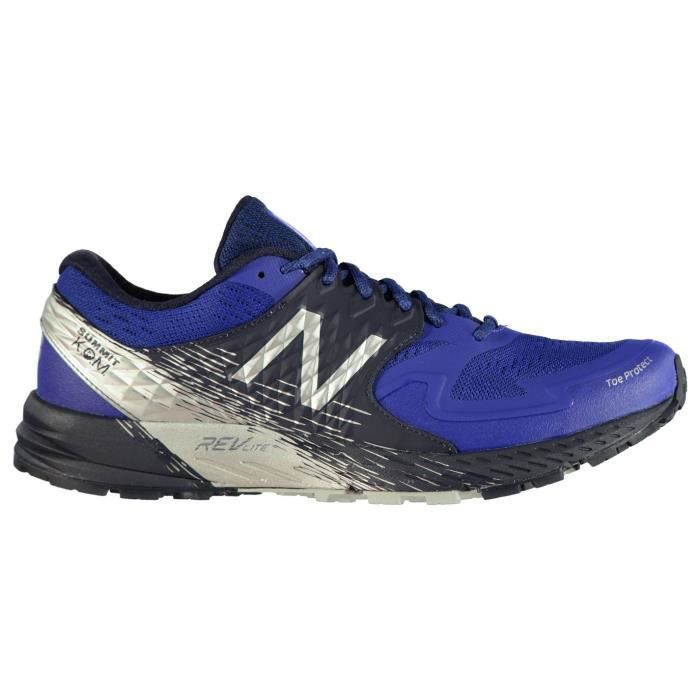 New Balance Summit Kom Trail Baskets De Running Hommes