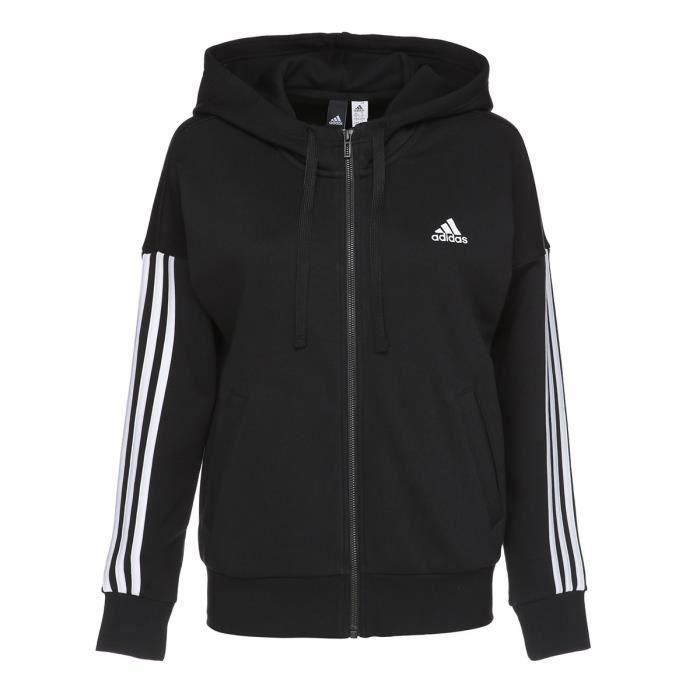 Adidas originals sweat capuche femme