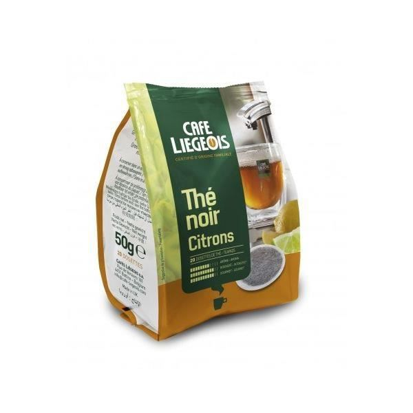 lipton thé noir avantages perte de poids