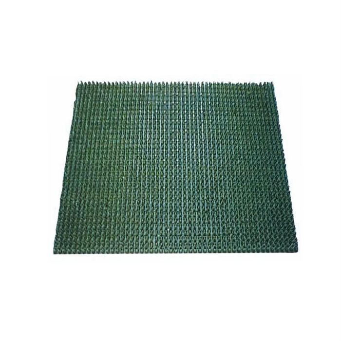 tapis deco gazon vert 40x60 cm anti derapant achat vente paillasson cdiscount. Black Bedroom Furniture Sets. Home Design Ideas