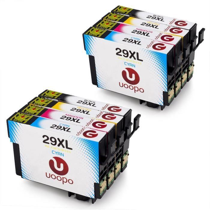 CARTOUCHE IMPRIMANTE Compatible Cartouche Epson 29 XL pour Epson XP-352