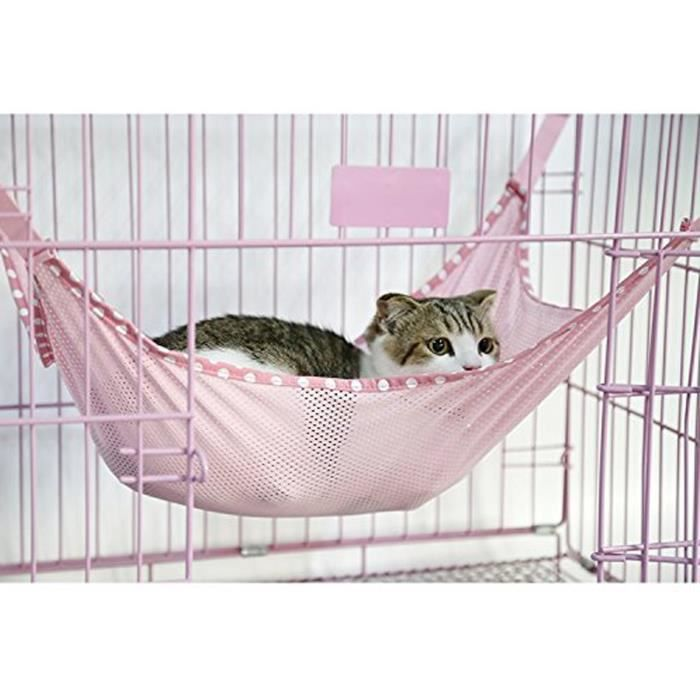 vococal hamac pour chat chien animaux de compagnie cage chaise lit balan oire il maison doux et. Black Bedroom Furniture Sets. Home Design Ideas