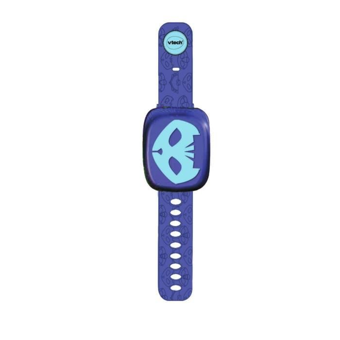 VTECH - Pyjamasques - La Montre Interactive de Yoyo - Bleue