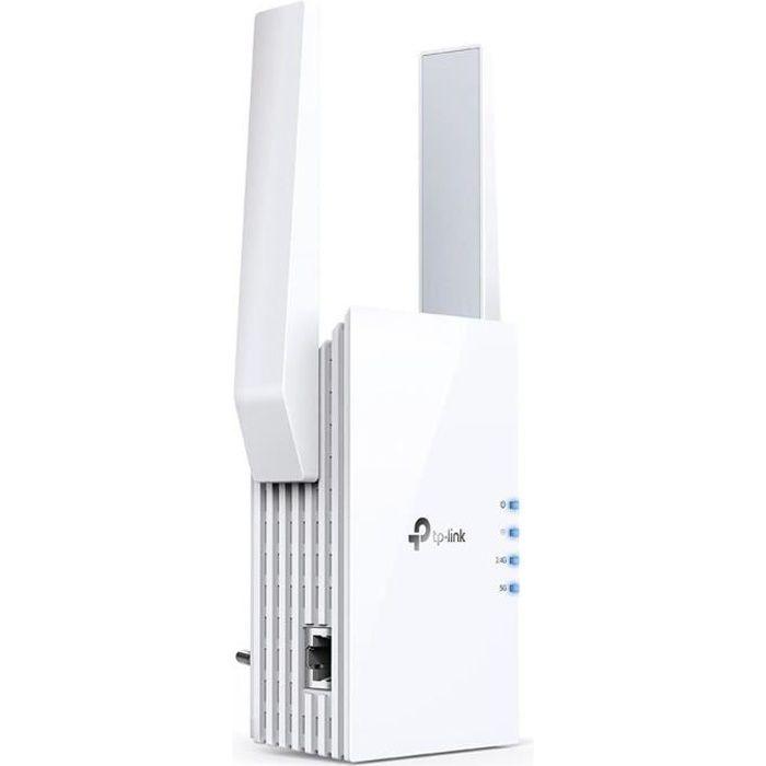 Répéteur Wi-Fi - TP-LINK - AX1800 Wi-Fi 6 - RE605X