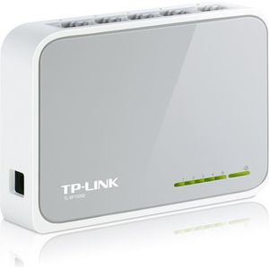 SWITCH - HUB ETHERNET  TP-LINK Switch de bureau 5 ports 10/100 Mbps -SF10