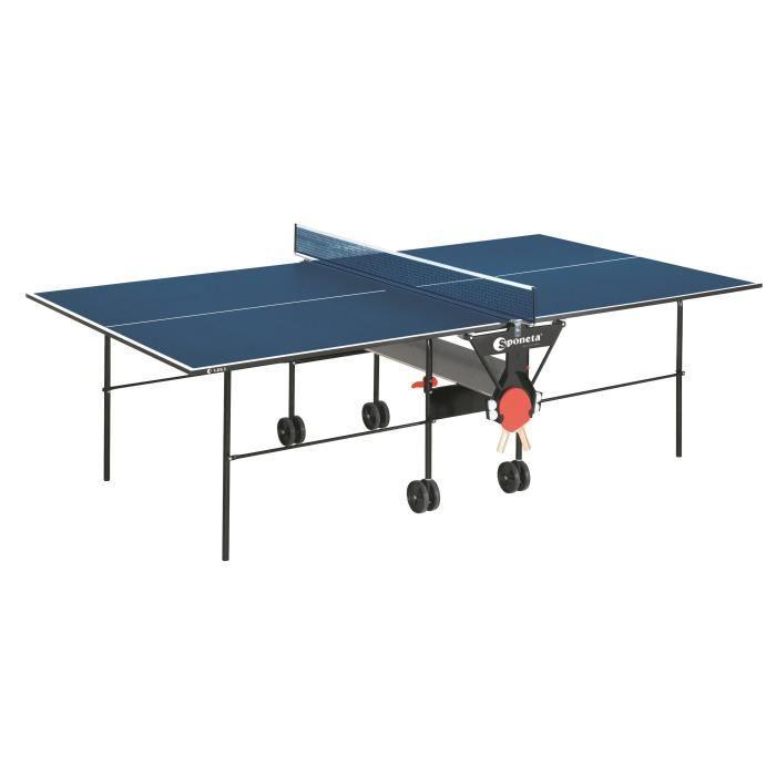 TABLE TENNIS DE TABLE SPONETA Table de Tennis de Table - Intérieur - Ble