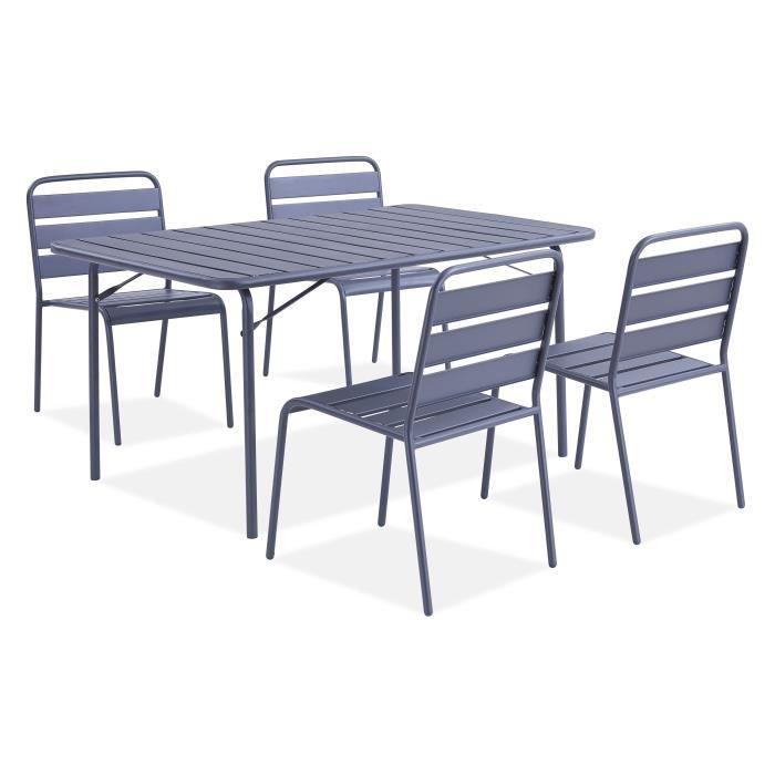 Table de Table cm de jardin 150 sBhxordCtQ
