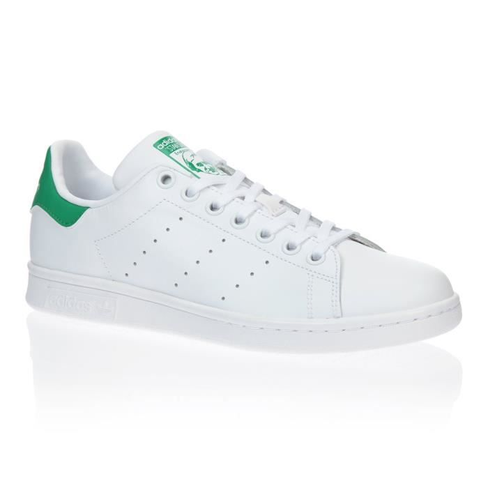 online retailer e8858 84ce2 BASKET ADIDAS Baskets Stan Smith - Enfant fille - Blanc e