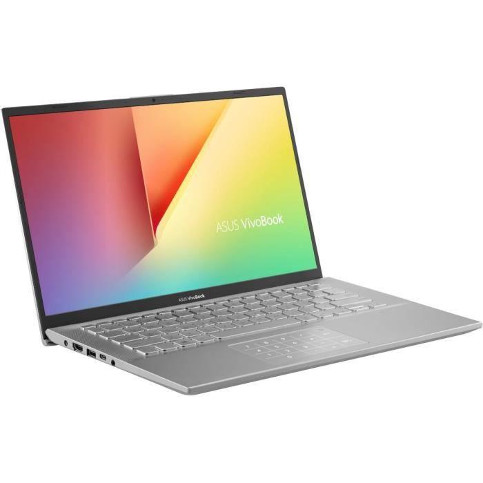 ORDINATEUR PORTABLE Ordinateur Ultrabook - ASUS VivoBook S412DA-EK005T