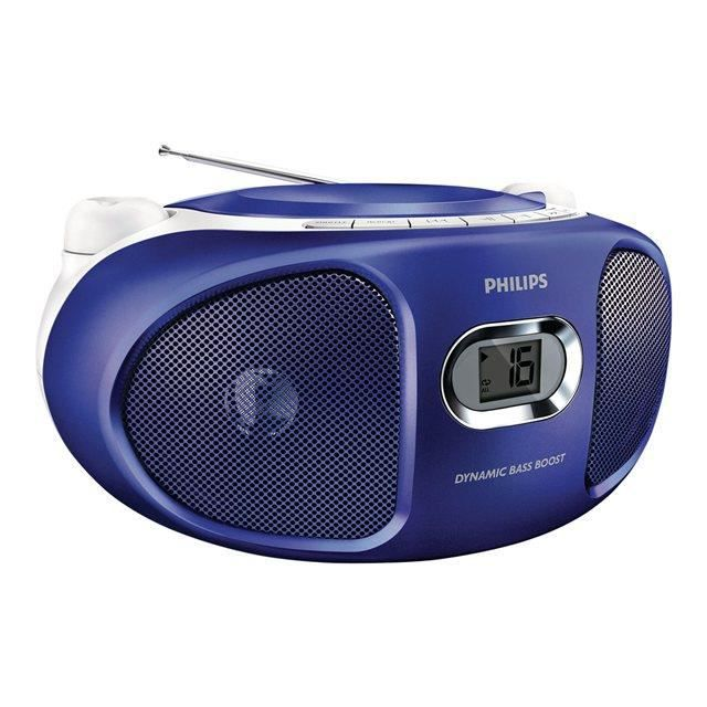 philips az105v lecteur cd radio portable radio cd cassette avis et prix pas cher cdiscount. Black Bedroom Furniture Sets. Home Design Ideas