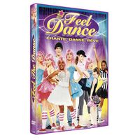 DVD MUSICAUX DVD Feel the dance