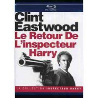 DVD FILM BLU-RAY LE RETOUR DE L'INSPECTEUR HARRY- De Clint