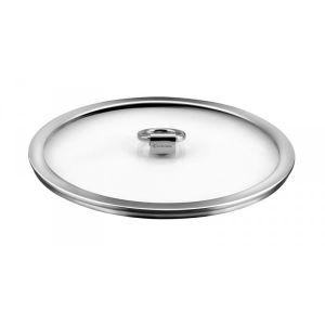 COUVERCLE VENDU SEUL CUISINOX Couvercle en verre 24 cm Ycone - 945206