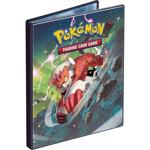 CARTE A COLLECTIONNER Cahier range-cartes Pokémon Noir & Blanc 7 - 80 ca