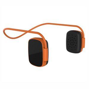 CASQUE - ÉCOUTEURS Smart Sport écran tactile Casque Bluetooth Support