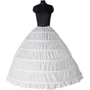 ROBE DE MARIÉE iEnshey 6-HOOP mariage jupon robe de bal de mariag