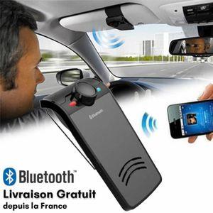ENCEINTE NOMADE Enceinte Bluetooth Voiture Kit Mains Libres Haut-P