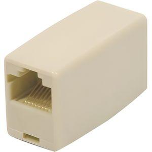 com-four/® 2X Adaptateur de couplage modulaire LAN Cat 6 Ethernet Cat-COM/® de RJ45 Femelle /à RJ45 Femelle Couplage de c/âble Connecteur LAN avec bo/îtier m/étallique Jusqu/à 250 MHz