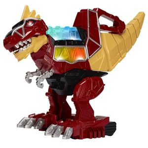 ROBOT - ANIMAL ANIMÉ POWER RANGERS DX Zord T-Rex Electronique 40 cms