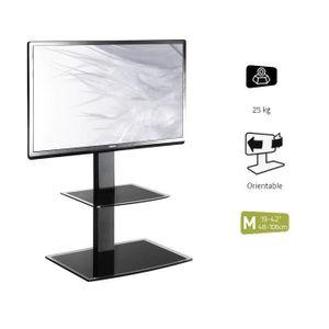 MEUBLE HIFI INTÉGRÉE ERARD STUDIO 600 Meuble TV Support orientable 19